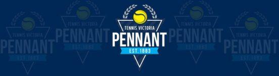 Tennis Vic Pennant